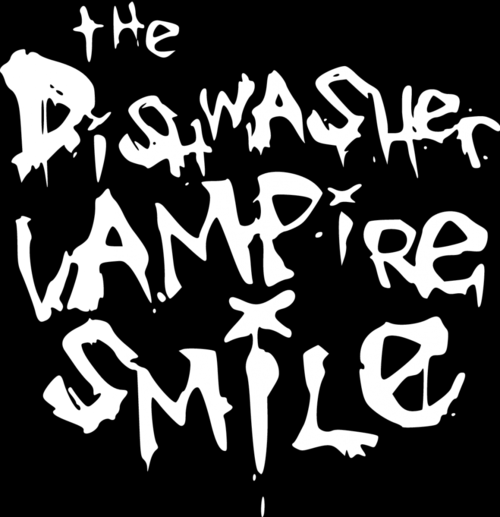 The Dishwasher: Vampire Smile Plush