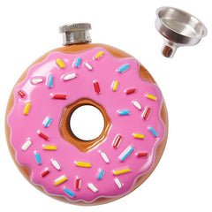 Doughnut Hip Flask 10 oz