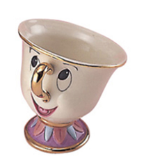 Beauty and the Beast Mrs Potts' son Chip Cup