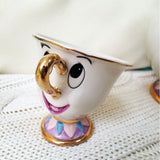Beauty and the Beast Mrs Potts' son Chip Cup-Kook Store-Kook Store
