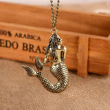 Mermaid Chain Necklace-Kook Store-Kook Store