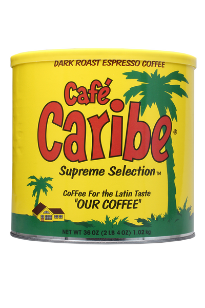 Cafe Caribe 36oz can (6 count)