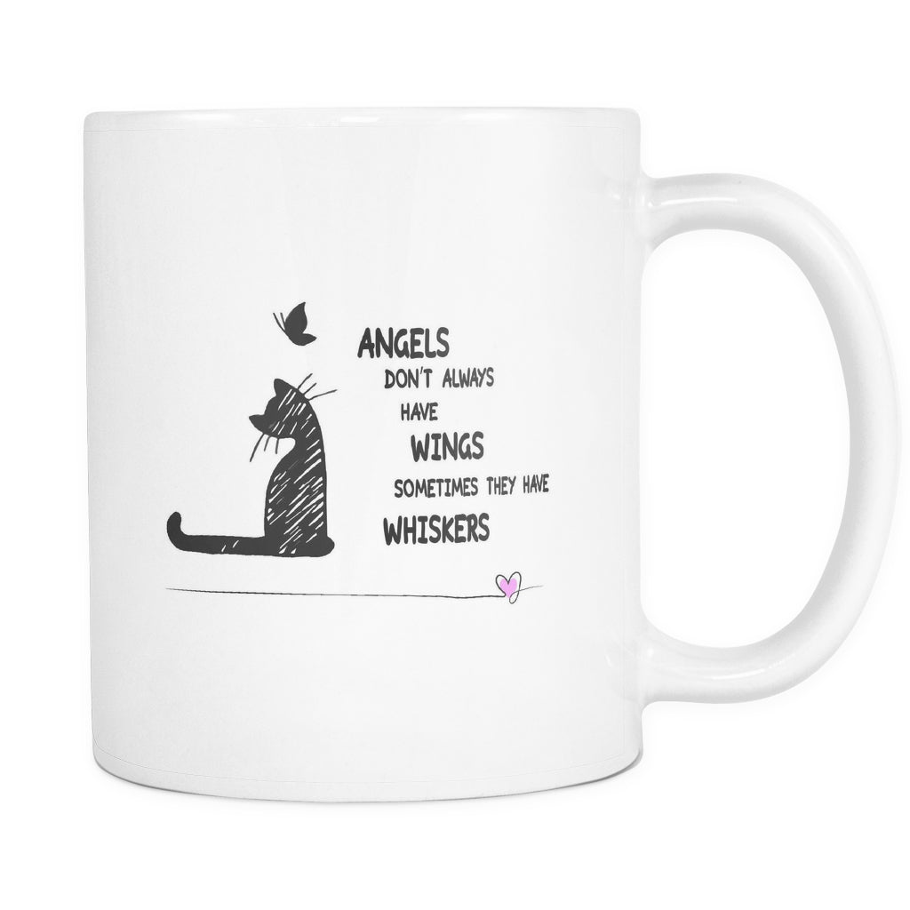 Drinkware - Angels With Whiskers - Mug