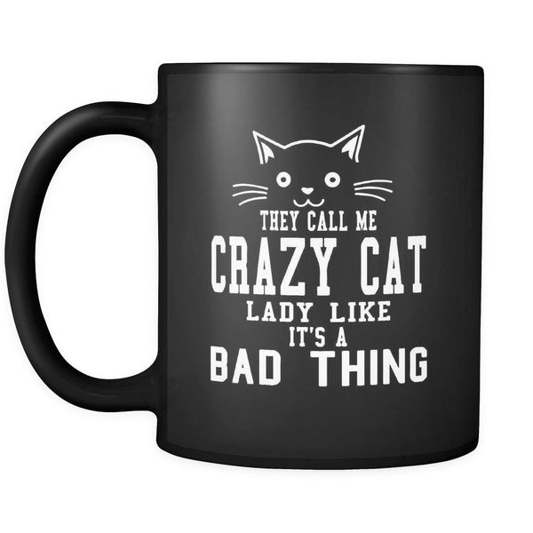 Drinkware - Crazy Cat Lady - Mug