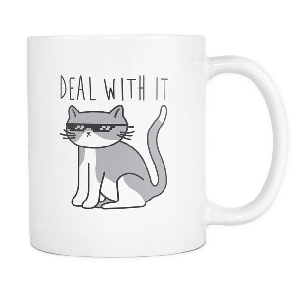 Drinkware - Deal With It - Mug