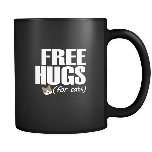 Drinkware - Free Hugs (for Cats) - Mug