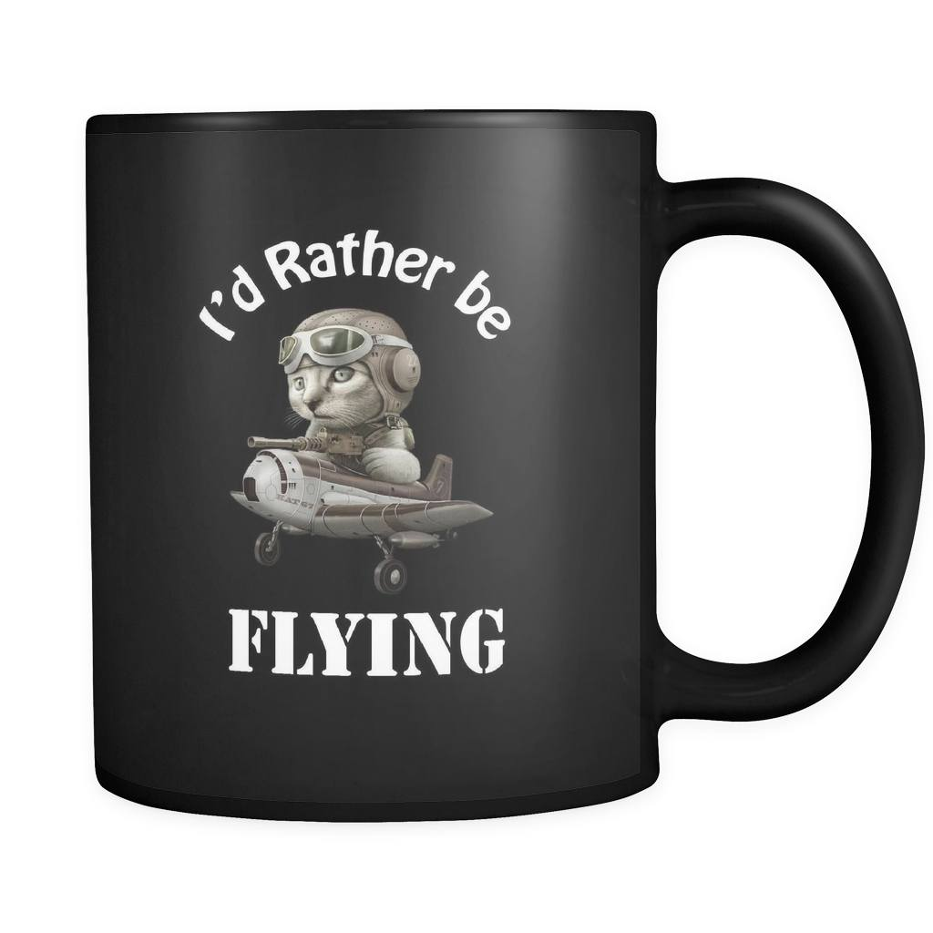 Drinkware - I'd Rather Be Flying - Mug