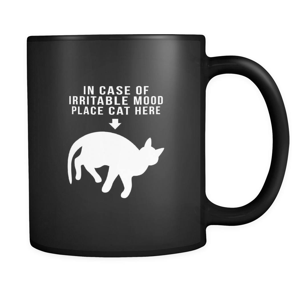 Drinkware - In Case Of Irritable Mood - Mug