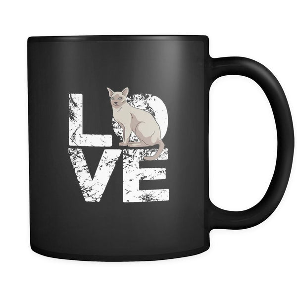 Drinkware - Love Siamese Cat - Mug