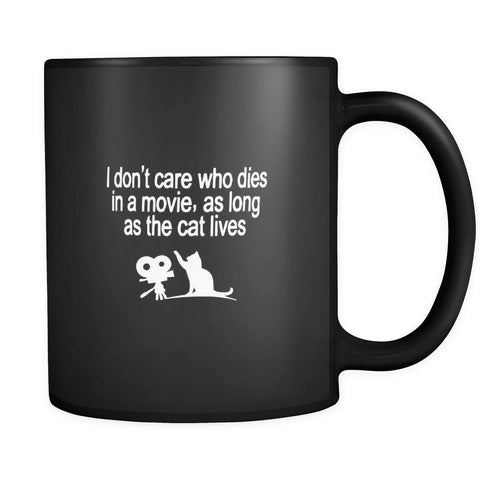 Drinkware - The Cat Lives - Mug