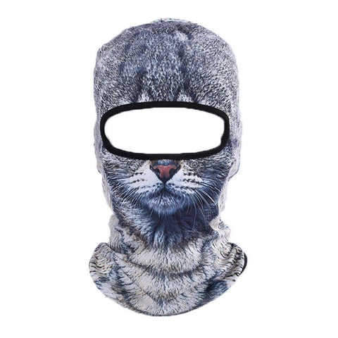 Face Mask - 3D Cat Face Mask