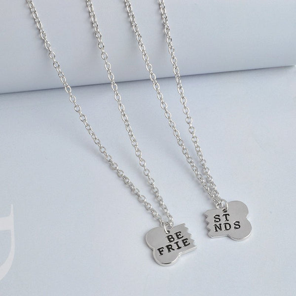 "Necklace - ""Best Friends"" Bone Necklace (Limited Edition)"
