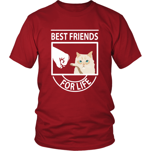 Best Friends For Life (Ragamuffin) - Unisex Tee