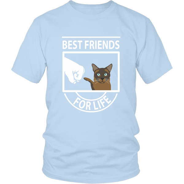 Best Friends For Life (Tonkinese) - Unisex Tee