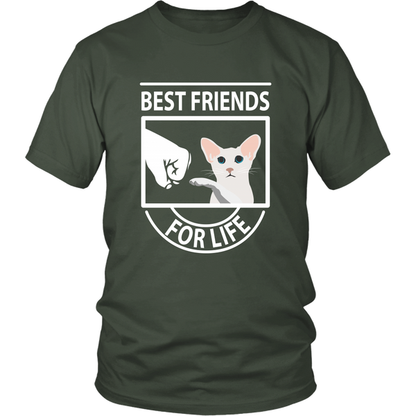 Best Friends For Life (Colorpoint Shorthair) - Unisex Tee