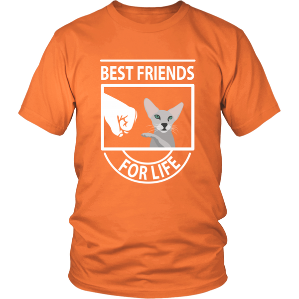 Best Friends For Life (Peterbald) - Unisex Tee