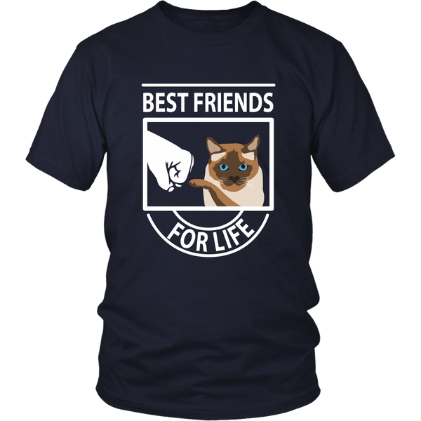 Best Friends For Life (Thai) - Unisex Tee