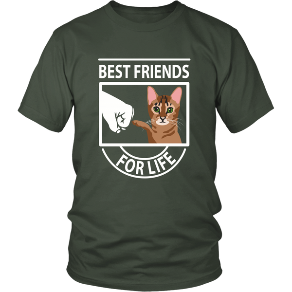 Best Friends For Life (Bengal) - Unisex Tee