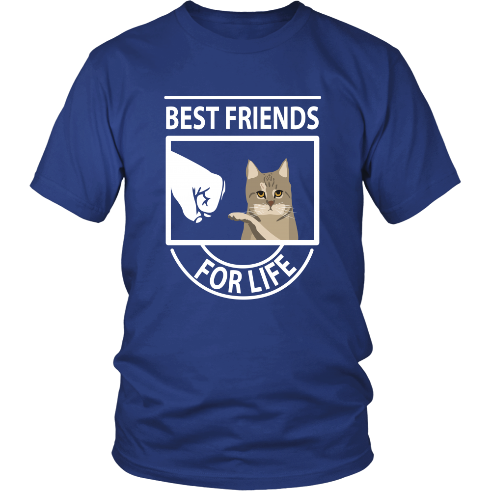 Best Friends For Life (Pixie-bob) - Unisex Tee