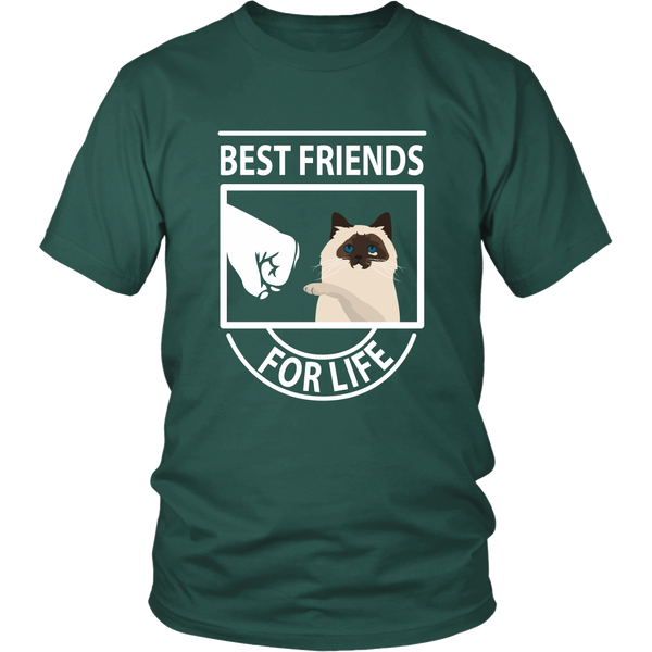 Best Friends For Life (Balinese) - Unisex Tee
