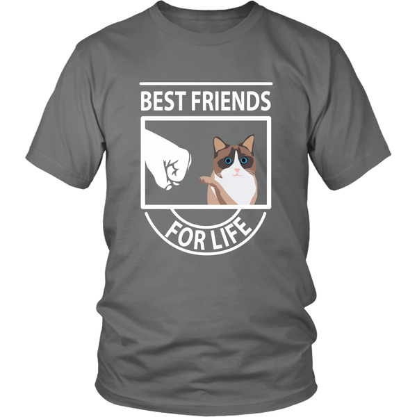 Best Friends For Life (Snowshoe) - Unisex Tee