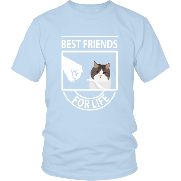 Best Friends For Life (Cymric) - Unisex Tee