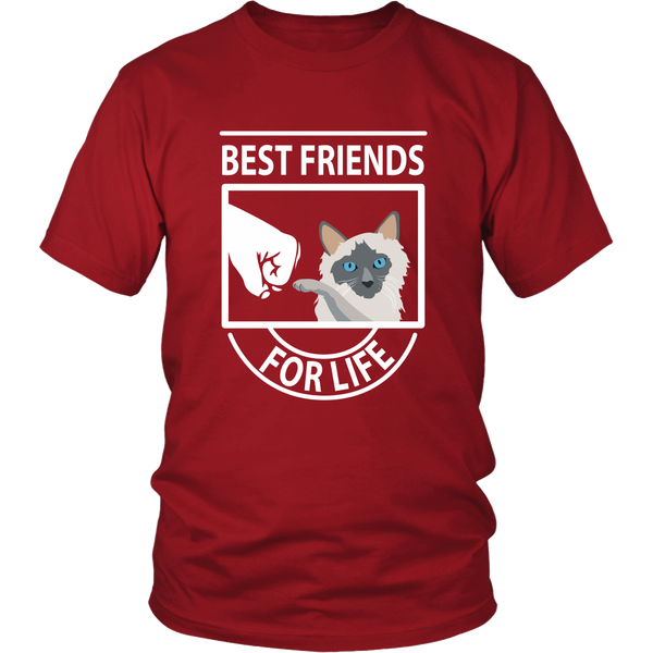 Best Friends For Life (LaPerm) - Unisex Tee