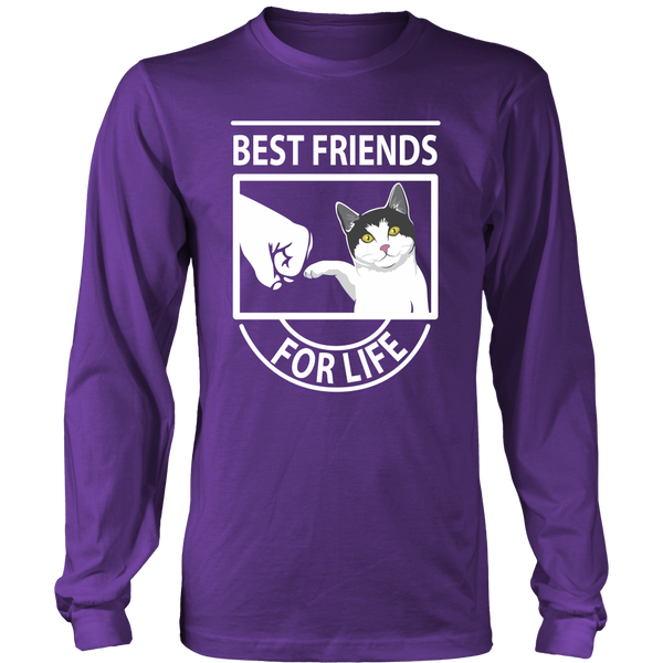 Best Friends For Life - Unisex Long Sleeve