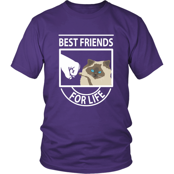 Best Friends For Life (Himalayan) - Unisex Tee