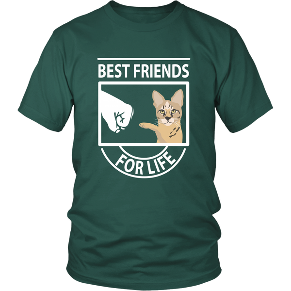 Best Friends For Life (Savannah) - Unisex Tee