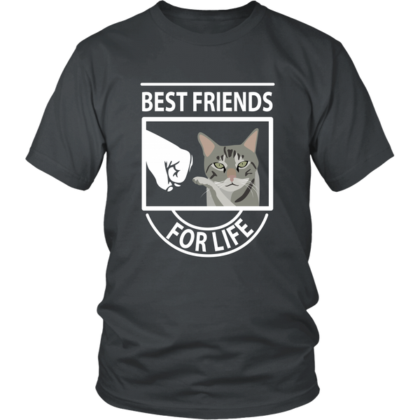 Best Friends For Life (Egyptian Mau) - Unisex Tee