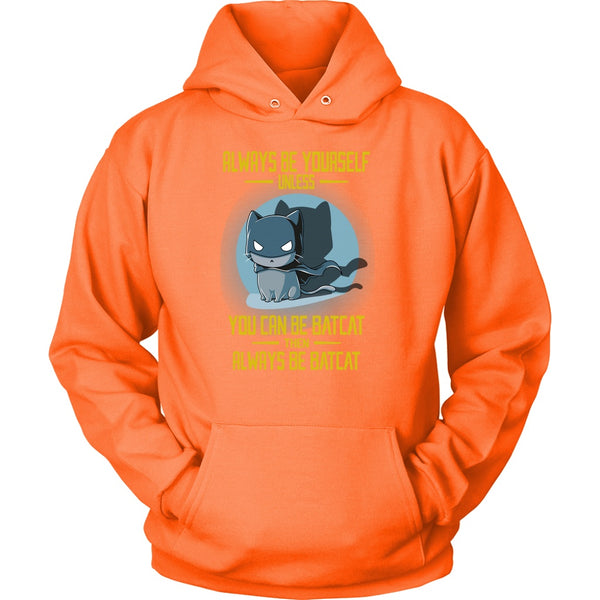 T-shirt - Always Be Batcat - Hoodie