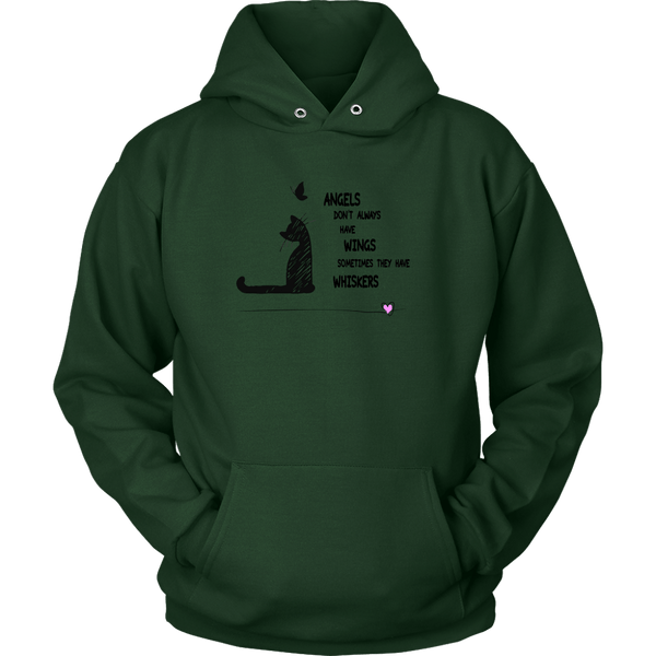 T-shirt - Angels With Whiskers - Hoodie
