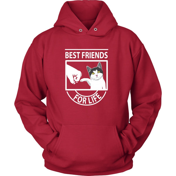 T-shirt - Best Friends For Life - Hoodie
