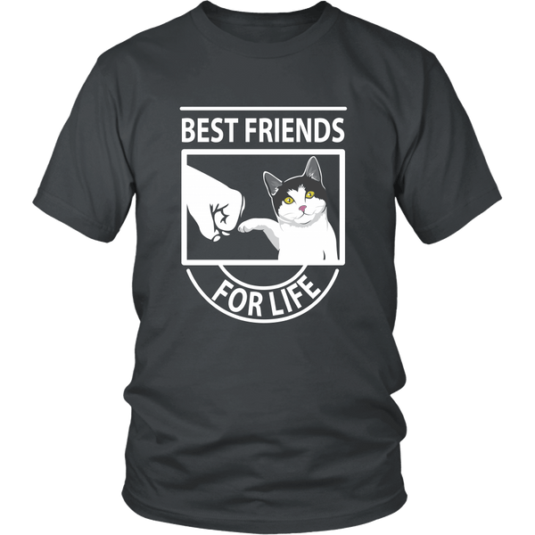 T-shirt - Best Friends For Life - Unisex Tee