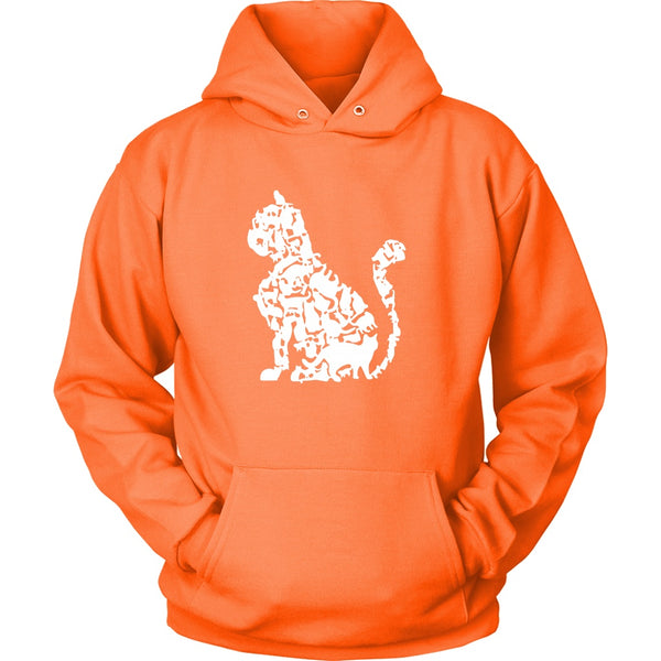 T-shirt - Can You Count All The Cats? - Hoodie