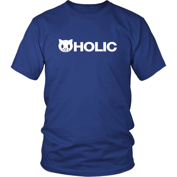 T-shirt - Cat-holic - Unisex Tee