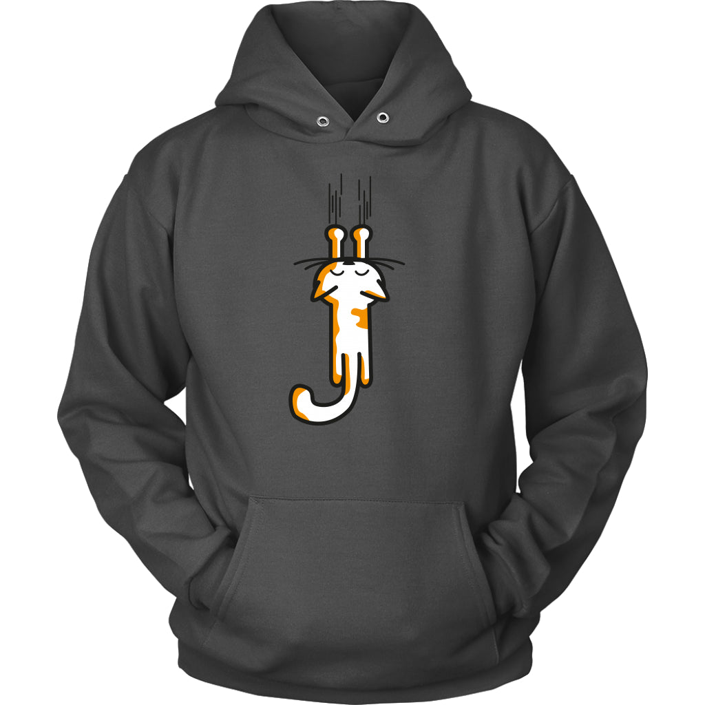 T-shirt - Don't Leave Me Human! - Hoodie