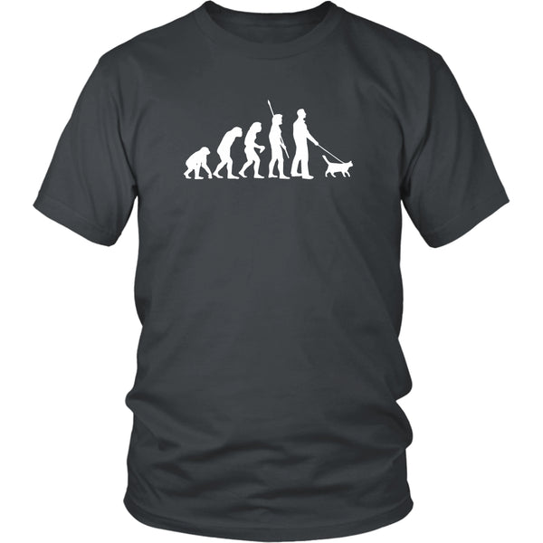 T-shirt - Evolution Of Meow - Unisex Tee