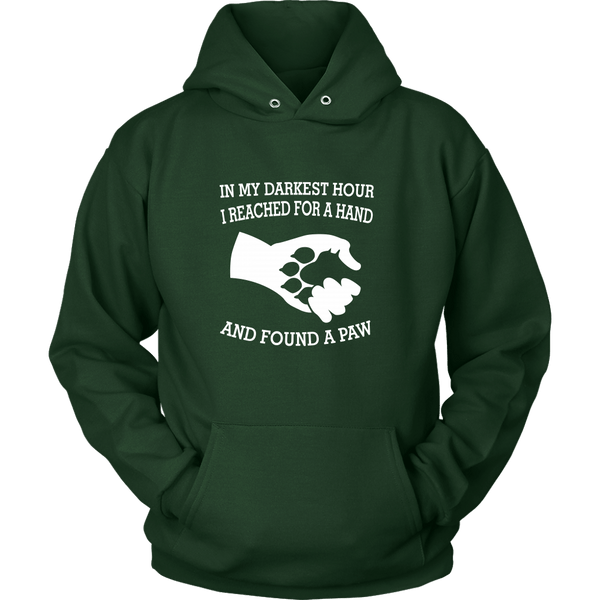 T-shirt - In My Darkest Hour - Hoodie