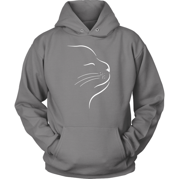 T-shirt - Majestic Cat - Hoodie