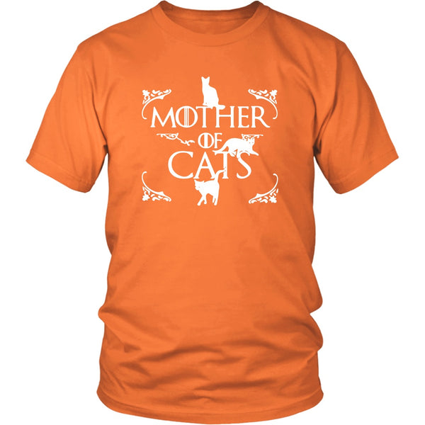 T-shirt - Mother Of Cats - Unisex Tee