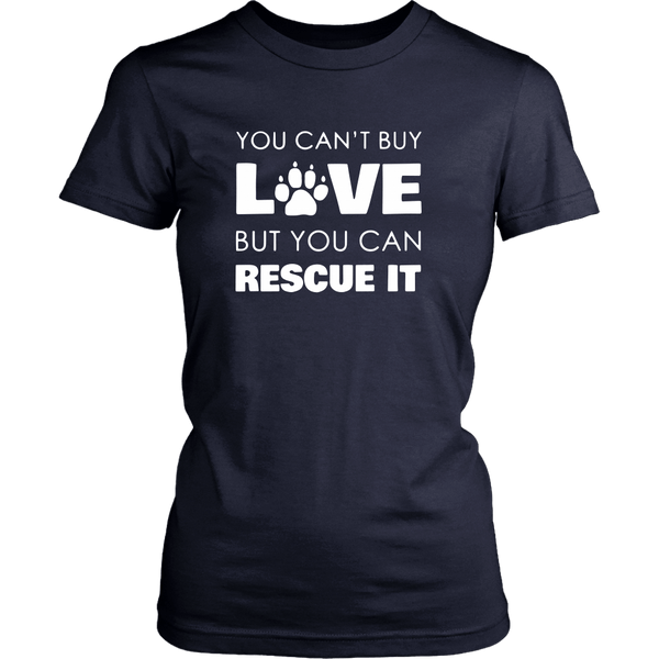 T-shirt - Rescue Love - Women's Fit