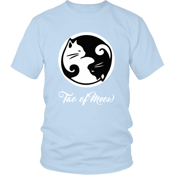T-shirt - Tao Of Meow - Unisex Tee