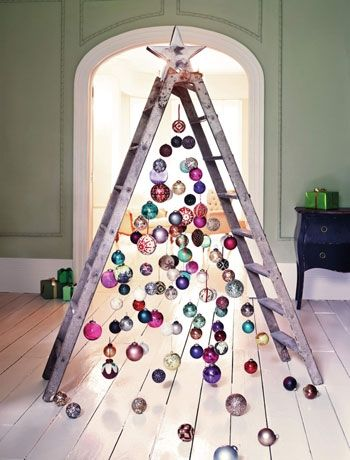 8 Out of the Box Ideas for Decorating Your Holiday Tree
