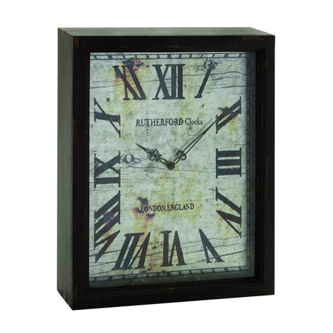 Rutherford Wall Clock