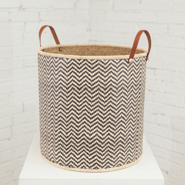 Medium Palm Leaf Basket