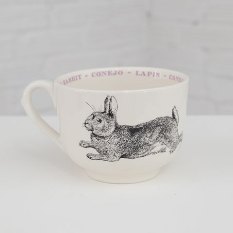 Fauna Rabbit Mug