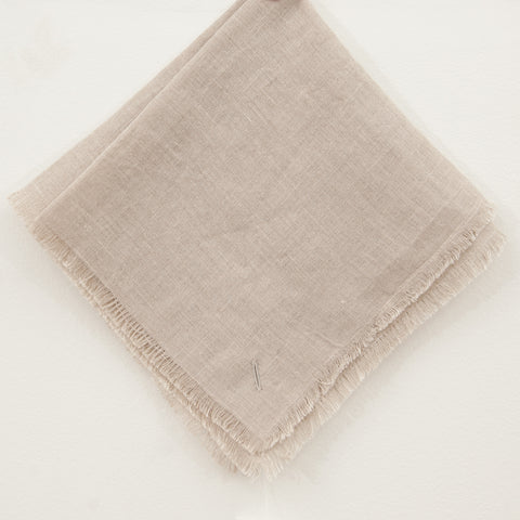 Square Natural Napkins