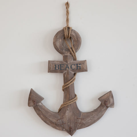"""Beach"" Anchor"